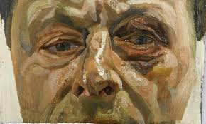 For most people the aftermath of a punch in the face means a phone call to the police or a trip to A&E. But not Lucian Freud. His reaction to a nasty altercation with a taxi driver was to put the pain and anger aside and head to the studio to get his rather impressive black eye down on canvas.