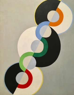 Endless Rhythm by Robert Delaunay